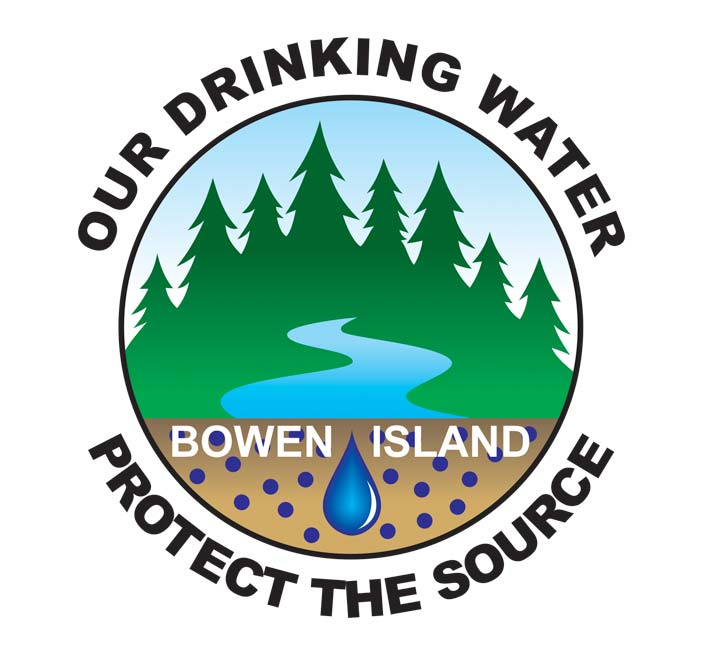 Logo reads Our Drinking Water: Protect the Source